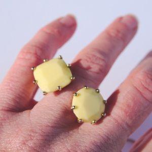Les Nereides Double La Diamantine ring yellow/gold